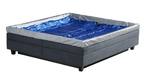 Boxspring waterbed, Waterbed boxspring, Waterbed leegpompen, Waterbed lek, Waterbed conditioner, Waterbed vullen, watermatras