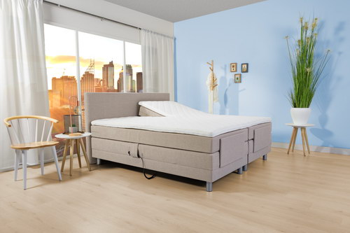 Boxspring elektrisch outlet
