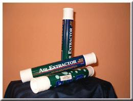 waterbed ontluchten, ontluchtingspompje, airextractor