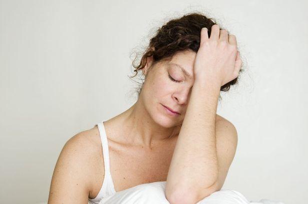 moe wakker worden op matras