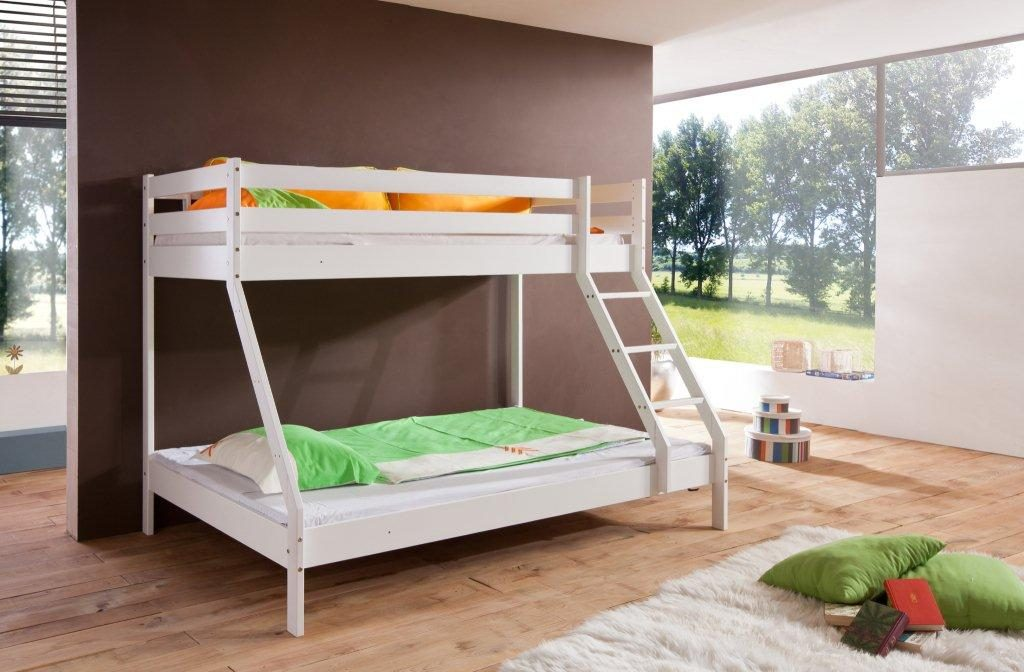 stapelbed 3 persoons subliem slapen. Black Bedroom Furniture Sets. Home Design Ideas