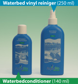 Waterbedconditioner, waterbed stinkt,  waterbed leegpompen, waterbed verhuizen, waterbed onderdelen, waterbed conditioner, onderdeken waterbed, waterbed lek, waterbed ontluchten